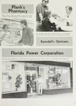 1971 Winter Park High School Yearbook Page 396 & 397