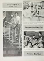 1971 Winter Park High School Yearbook Page 412 & 413
