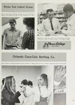 1971 Winter Park High School Yearbook Page 416 & 417