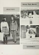 1971 Winter Park High School Yearbook Page 418 & 419