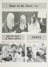 1971 Winter Park High School Yearbook Page 420 & 421