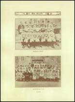 1925 Abington High School Yearbook Page 112 & 113