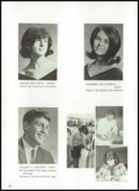 1969 Dolgeville Central High School Yearbook Page 24 & 25