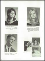 1969 Dolgeville Central High School Yearbook Page 26 & 27