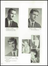 1969 Dolgeville Central High School Yearbook Page 28 & 29