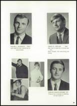 1969 Dolgeville Central High School Yearbook Page 32 & 33