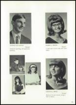 1969 Dolgeville Central High School Yearbook Page 34 & 35