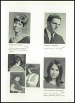 1969 Dolgeville Central High School Yearbook Page 36 & 37