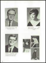 1969 Dolgeville Central High School Yearbook Page 40 & 41