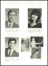 1969 Dolgeville Central High School Yearbook Page 42 & 43