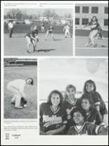 1994 Westland High School Yearbook Page 122 & 123