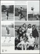 1994 Westland High School Yearbook Page 126 & 127