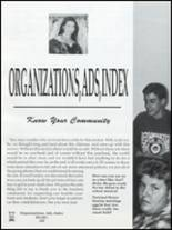 1994 Westland High School Yearbook Page 156 & 157