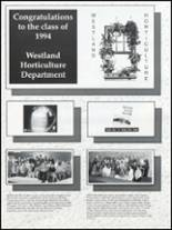 1994 Westland High School Yearbook Page 180 & 181