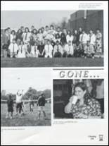 1994 Westland High School Yearbook Page 196 & 197