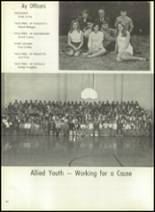 1971 McKinney High School Yearbook Page 26 & 27