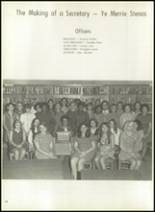 1971 McKinney High School Yearbook Page 28 & 29