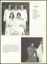 1971 McKinney High School Yearbook Page 30 & 31