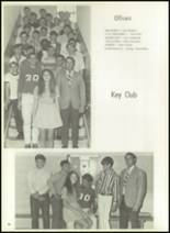 1971 McKinney High School Yearbook Page 32 & 33