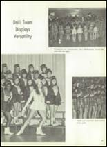 1971 McKinney High School Yearbook Page 42 & 43