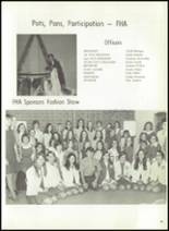 1971 McKinney High School Yearbook Page 48 & 49