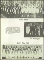 1971 McKinney High School Yearbook Page 50 & 51