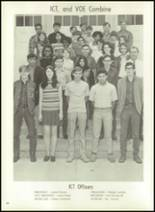 1971 McKinney High School Yearbook Page 54 & 55