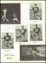 1971 McKinney High School Yearbook Page 64 & 65
