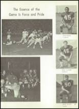 1971 McKinney High School Yearbook Page 66 & 67