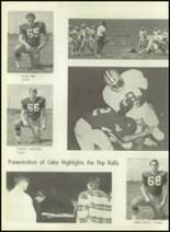 1971 McKinney High School Yearbook Page 70 & 71