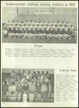 1971 McKinney High School Yearbook Page 74 & 75
