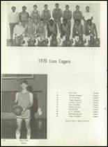 1971 McKinney High School Yearbook Page 76 & 77