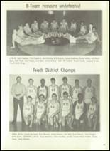 1971 McKinney High School Yearbook Page 82 & 83