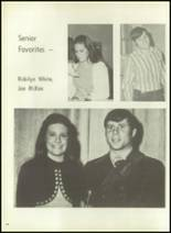1971 McKinney High School Yearbook Page 98 & 99