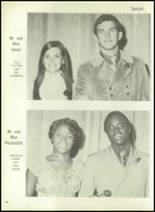 1971 McKinney High School Yearbook Page 102 & 103