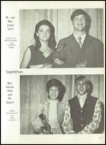 1971 McKinney High School Yearbook Page 104 & 105