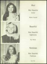 1971 McKinney High School Yearbook Page 114 & 115