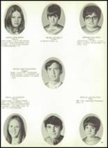 1971 McKinney High School Yearbook Page 136 & 137