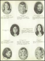 1971 McKinney High School Yearbook Page 152 & 153