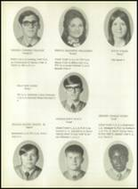 1971 McKinney High School Yearbook Page 166 & 167