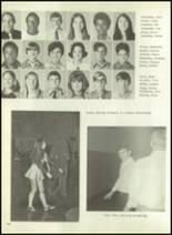 1971 McKinney High School Yearbook Page 170 & 171