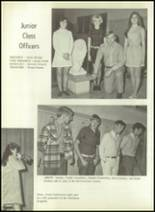 1971 McKinney High School Yearbook Page 184 & 185
