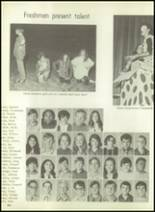1971 McKinney High School Yearbook Page 208 & 209