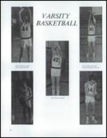 1976 Kalama High School Yearbook Page 46 & 47