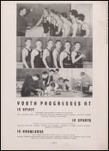 1938 Yreka High School Yearbook Page 106 & 107