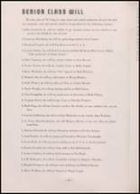 1938 Yreka High School Yearbook Page 116 & 117