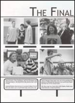 2003 Canadian High School Yearbook Page 10 & 11