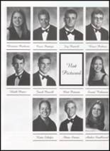 2003 Canadian High School Yearbook Page 18 & 19