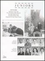 2003 Canadian High School Yearbook Page 22 & 23