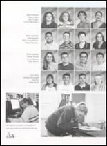2003 Canadian High School Yearbook Page 24 & 25